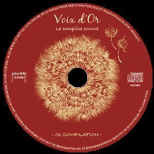 CD N°1 : Compilation
