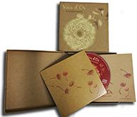 CD AUDIO Voix d'Or
